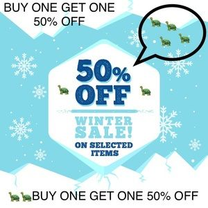 Other - 🐢🐢🐢🐢BUY ONE GET ONE 50% OFF 🐢🐢🐢🐢